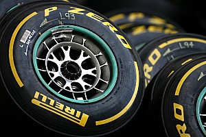 Formula 1 Preview Pirelli Zero Yellow and P Zero Red under the lights of Singapore