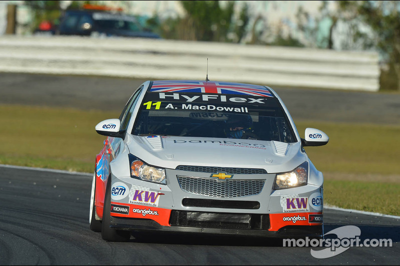 MacDowall aiming for independents success as WTCC heads Sonoma
