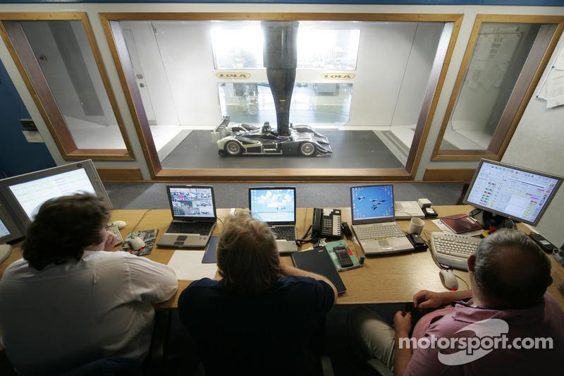 Martin Birrane on Lola Cars International's difficulties