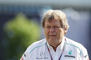 Formula 1 Rumor Mercedes ready to sign new Concorde - report