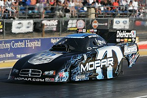 NHRA Race report Hagan chance for year's first win slips away in Texas finals