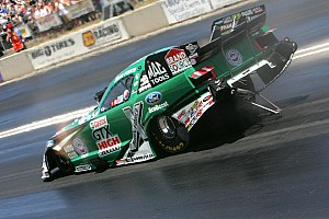 NHRA Qualifying report First day of qualifying at St. Louis puts Force at the top