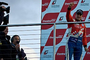 BF3 Race report Jack Harvey crowned 2012 Britsh F3 Champion in Donington