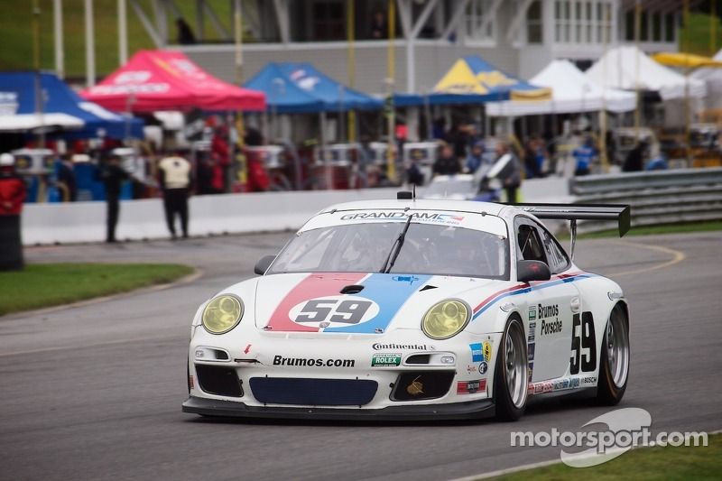 Brumos Racing forced to retire early at Lime Rock finale