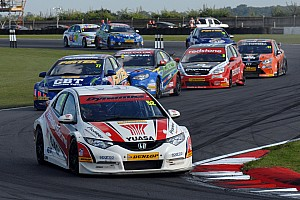 BTCC Preview Seven-way championship battle comes to Silverstone