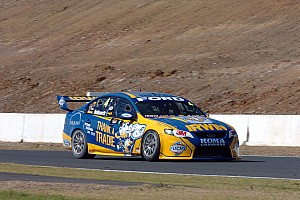 Supercars Practice report Irwin Racing to start in same position as Stone Brothers Racing 1998 winners