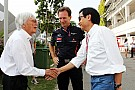 FIA changed rules to slow Red Bull - Horner