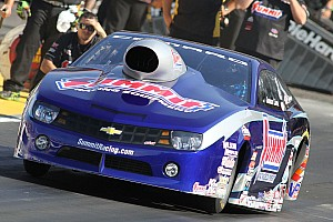NHRA Qualifying report Line captures oole at Maple Grove with strong fourth-round run