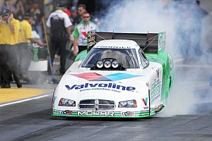NHRA Qualifying report Don Schumacher Racing drivers set records in Reading qualifying