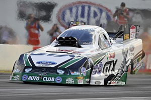 NHRA Race report Neff wins Funny Car at Reading cloes in on points lead