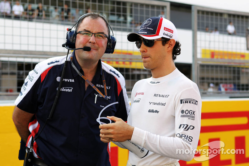 Williams move onto Korea looking for a better qualifying result