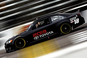NASCAR Cup Testing report Rubber meets road for 2013 cars during Texas tire test