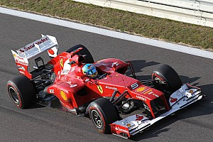 Formula 1 Practice report Korean GP - Ferrari makes a hundred laps to make a step forward