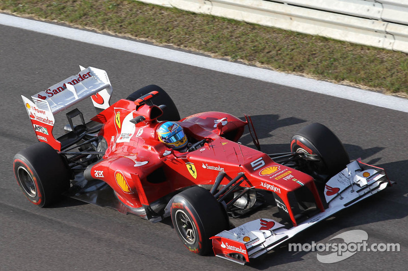 Korean GP - Ferrari makes a hundred laps to make a step forward