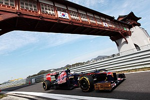 Formula 1 Practice report A smoothly Friday Practice for Toro Rosso on Korean GP