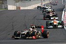 Lotus finished in its starting positions on Korean GP