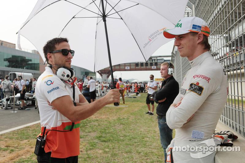 Hulkenberg manager not denying Sauber switch