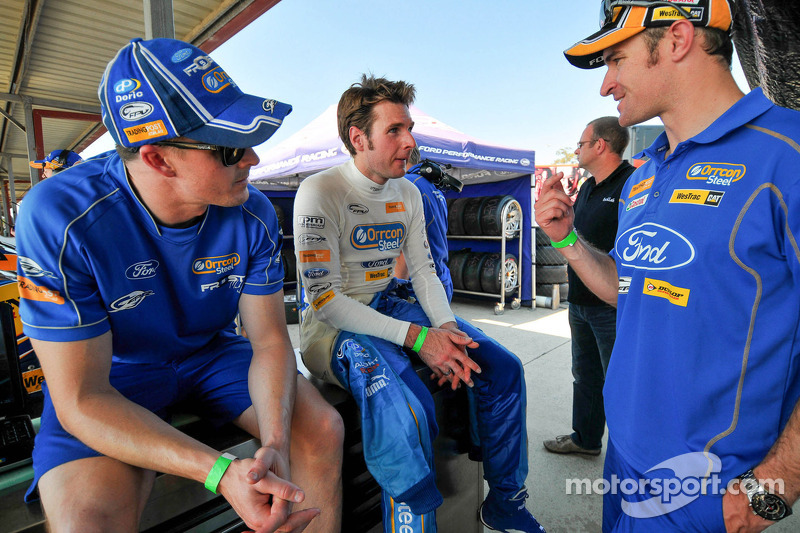 FPR, Winterbottom and Power team for the Gold Coast 600