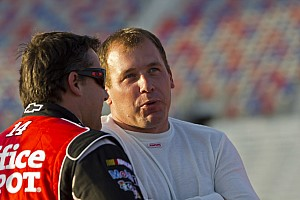 NASCAR Cup Interview For Stewart and Newman partnering with non-profits important