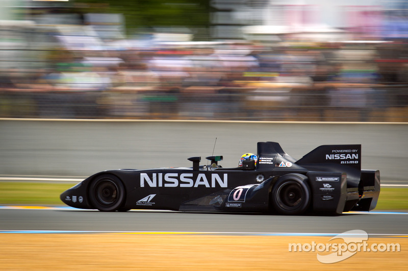 Nissan-powered teams took first, second and third place in the ELMS LMP2 Championship