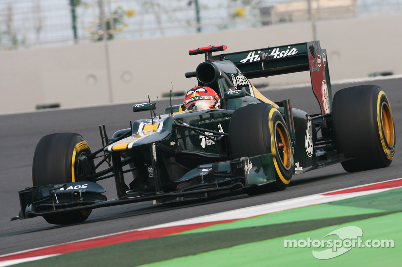 Caterham quotes on Indian GP Friday practice
