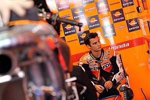 MotoGP Race report Australian heartbreak for Pedrosa as title slips away