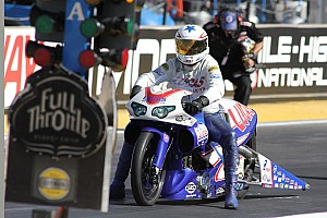 NHRA Race report Arana Jr. bows to his father in Vegas