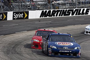NASCAR Cup Preview Kvapil looking to reignite momentum at TMS
