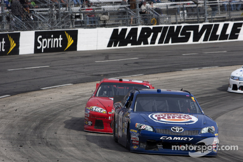 Kvapil looking to reignite momentum at TMS