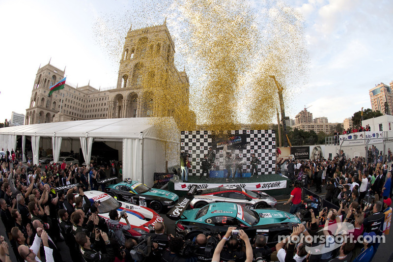 Hexis Racing take the spoils in the streets of Baku