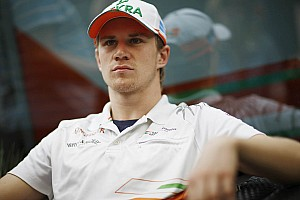 Formula 1 Breaking news Hulkenberg denies Sauber move linked with Ferrari