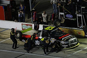 NASCAR Truck Race report Sauter sweeps 2012 NCWTS races at Texas Motor Speedway
