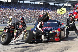 NASCAR Cup Race report RCR teammates finish 9th, 19th and 27th in Texas 500