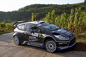 WRC Preview M-Sport Ford take up the challenge in Spain
