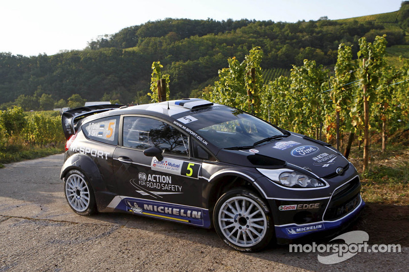 M-Sport Ford take up the challenge in Spain
