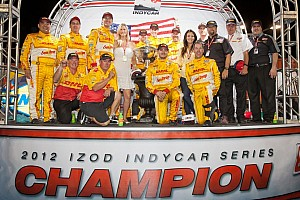 IndyCar Blog Let's talk INDYCAR racing, not politics