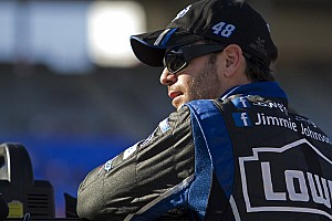 NASCAR Cup Interview Johnson likes his chances in the Phoenix 500