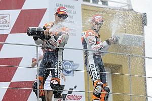 MotoGP Race report Repsol Honda rider Pedrosa wins season finale in Valencia