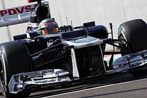 Formula 1 Preview Wlliams wants secure position in the constructors championship - U.S. GP