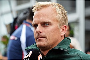 Formula 1 Breaking news Kovalainen admits F1 exit possible