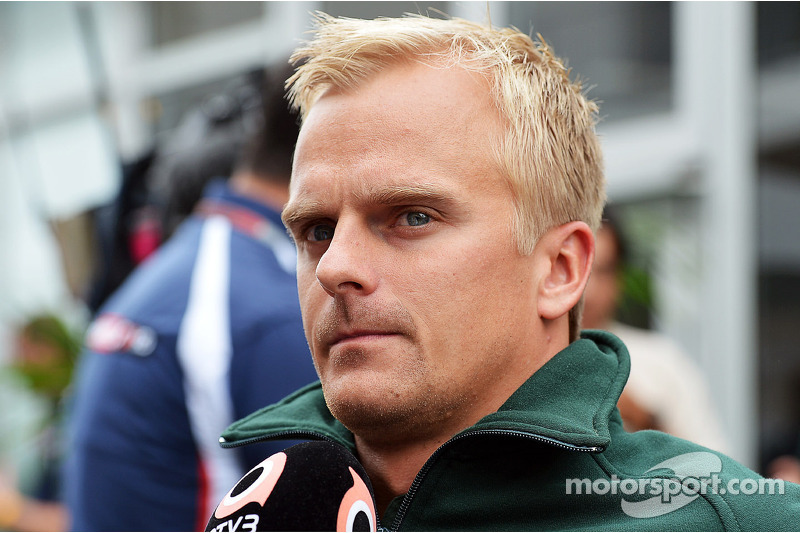 Kovalainen admits F1 exit possible