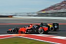 A tough race for Marussia at Circuit of The Americas