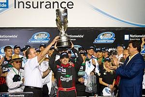 NASCAR XFINITY Press conference Stenhouse Jr. reflects on winning 2012 championship