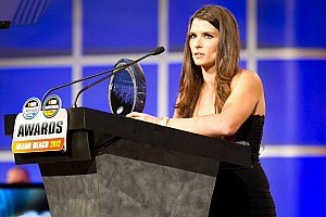 NASCAR XFINITY Breaking news Danica Patrick uses Facebook to announce her impending divorce