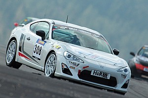WEC Breaking news TMG showcases race and road cars at Essen Motor Show
