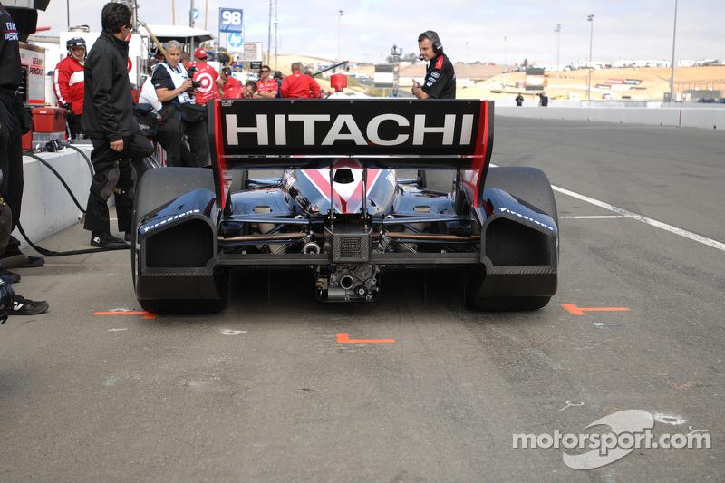 Team Penske and Hitachi continue partnership for 2013