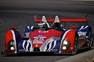 ALMS Breaking news Duncan Ende wrap ups first year with Dempsey Racing