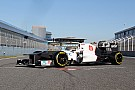 Sauber looks ahead to first test of 2013