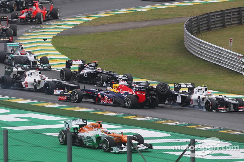 Ease of Vettel's titles 'abnormal' - Gene