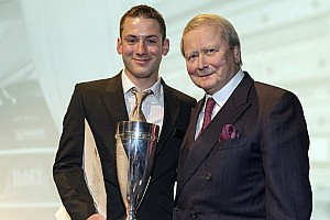 GT Breaking news Nick Tandy wins 2012 Porsche Cup